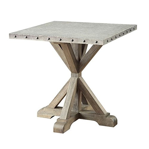 Coaster 703747 Home Furnishings End Table Driftwood