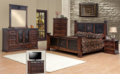 Awesome King Size Copper Creek Bedroom Set Lovely - Beautiful rustic king size bedroom sets Awesome