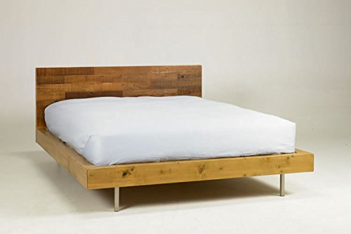 Urban Woods Reclaimed Wilcox Platform Bed Queen