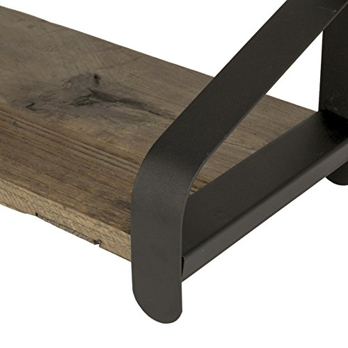 Wall Shelf By Artifactdesign Made From 16 Inch Reclaimed
