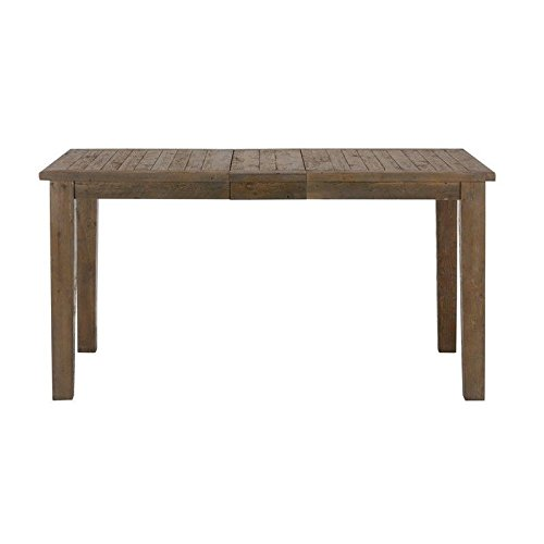 Jofran Slater Mill Pine Wood Counter Height Dining Table
